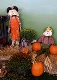 Autumn decoration Royalty Free Stock Photos