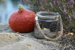 Autumn decoration Royalty Free Stock Image