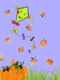 Autumn design Stock Image
