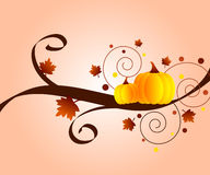 Autumn design - Vector Royalty Free Stock Image