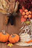 Autumn Display stock photo