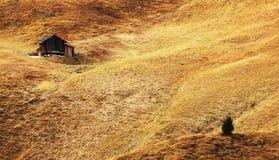 Autumn in Dolomites Mountains Stock Image