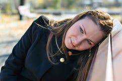 Autumn dreams. Royalty Free Stock Photos