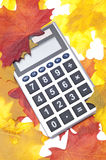 Autumn Economy Royalty Free Stock Photography