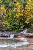Autumn at Elliot Falls Stock Photos