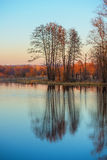 Autumn evening Royalty Free Stock Images