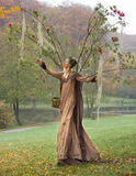 Autumn Fairy Images stock