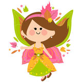 Autumn Fairy illustration de vecteur