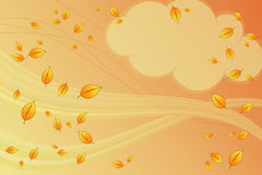 Autumn Fall. Vector illustration of Autumn Fall Stock Photos