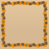 Autumn/Fall Background Stock Image
