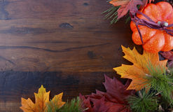 Autumn Fall Background Fotografia Stock