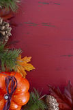 Autumn Fall Background Imagens de Stock