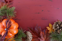 Autumn Fall Background Imagem de Stock Royalty Free