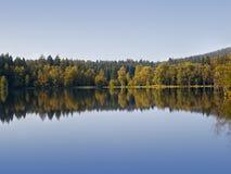 Autumn (fall) landscape Royalty Free Stock Image