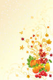 Autumn or Fall season background Royalty Free Stock Images