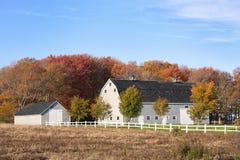 Autumn Farm Stock Image