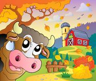Autumn farm theme 7 Royalty Free Stock Photography