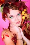 Autumn fashion Royalty Free Stock Images