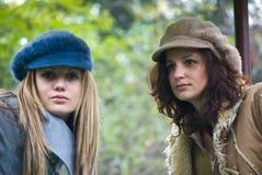 Autumn fashion Royalty Free Stock Photos