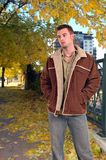 Autumn Fashion Stock Images