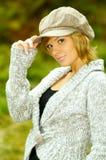 Autumn Fashion Royalty Free Stock Photo