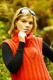 Autumn Fashion Royalty Free Stock Images