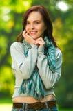 Autumn Fashion Royalty Free Stock Image