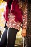 Autumn fashion details Royalty Free Stock Image
