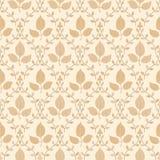 Autumn Floral Wallpaper Royalty Free Stock Photos