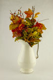 Autumn Flower Arrangement Stock Photography