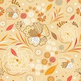 Autumn Flower Texture Stock Images