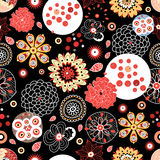 Autumn Flower texture Royalty Free Stock Image
