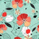 Autumn flower texture Royalty Free Stock Photo