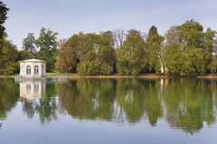 Autumn in Fontainebleau Stock Photo