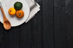 Autumn Food Background Concept. Stock Images