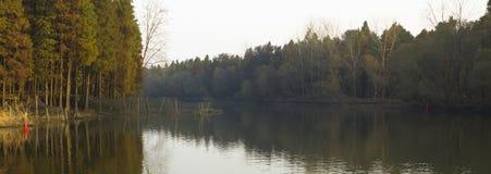 Quiet Qingshui River, Quiet Autumn royalty free stock images