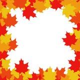 Autumn Frame - Illustration Lizenzfreies Stockbild