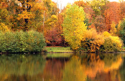 Autumn in France Royalty Free Stock Images