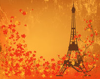Autumn in France Royalty Free Stock Photo