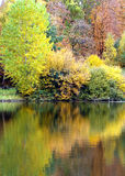 Autumn in France Royalty Free Stock Photography