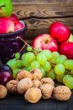 Autumn Fruits Fotografie Stock Libere da Diritti