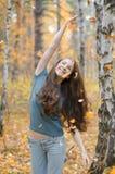Autumn fun Stock Images