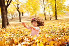 Autumn fun Stock Photos