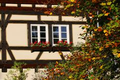 Autumn-Germany home style Stock Photo