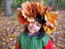Free Autumn Girl Stock Images - 3505484