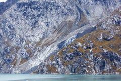 Autumn In Glacier Bay Imagen de archivo