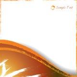 Autumn grunge background. Royalty Free Stock Image