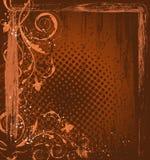 Autumn grunge background Royalty Free Stock Photo