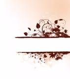 Autumn grunge background Stock Images