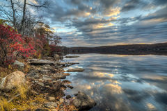 Autumn Harriman State Park, New York State Stock Photography